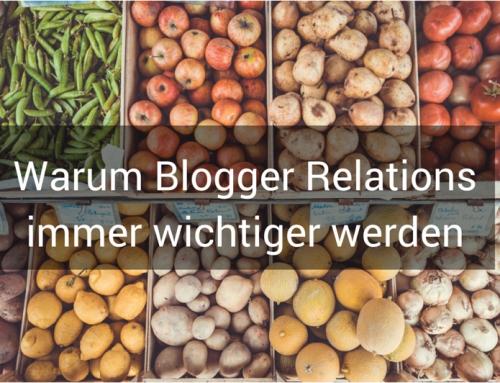 Warum Blogger Relations für Unternehmen immer wichtiger werden